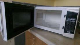 giving away microwave, needs replacement item