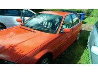 BMW 323i (E46) spares or repair