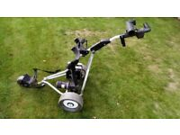 Powakaddy battery golf trolly
