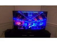"""Hisense 50"""" 4k UHD TV"""