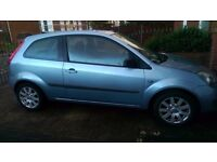 Ford Fiesta *Good working condition* quick sale ONO £700