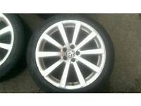Vw tiguan alloy wheels and tyres