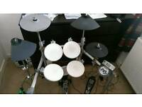 WHD Electronic Drum Kit + extras for sale