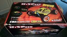 HSP 1/16 Nitro Buggy
