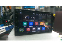 """BNIB 6.95"""" 2 DIN GPS ANDROID 5.1.1 CAR STEREO*CD/DVD PLAYER**IPHONE&ANDROID MIRROR LINK**16GB MEMORY"""