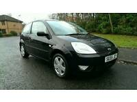 2005 55 FORD FIESTA 1.4 ZETEC * ONE OWNER FROM NEW *