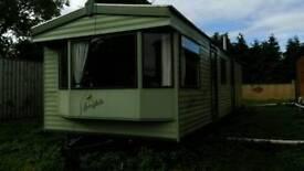 Aatlas everglade static caravan no site fees 28'X10'