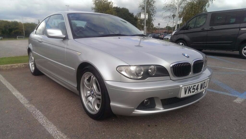 2004/54 BMW 325ci Sport, Silver, Manual, Facelift E46, Full Service History, very tidy for year