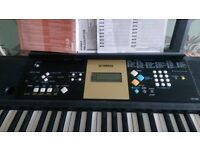 yamaha digital keyboard psr-e223.ideal starter over 100 sounds,beats dance disco,swing,jazz,r&b