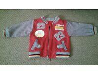 baby boy jumpers/ cardigan 9-12