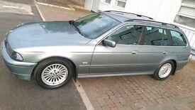 2001 BMW 5 Series 2.5 525d SE Touring 5dr Semi- auto
