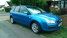 FORD FOCUS GHIA 2.0 PETROL 5 DOOR HATCHBACK, VERY LOW MILEAGE, FSH, LOVELY CAR, FAULTLESS DRIVE.