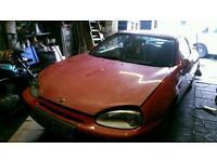 Mazda MX 3 1600 p reg