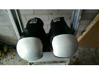 Boxing Gloves 12oz Leather