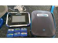 Vtech Innotab 3s with battery pack + 6 games + charger + case + speakers