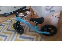 Balance bike for beginners
