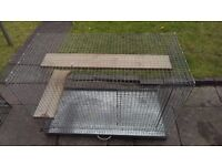 3FT Wide Pet Cage
