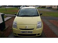 Citroen C2 Airplay - limited edition, great condition
