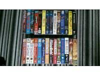 Vhs tapes, random selection