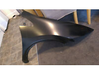 Honda Civic mk8 2006-2012, driver side front wing, new-ready to paint