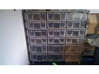 Professional snake/reptile racking with full set ups and large incubator - PRICE DROPPED