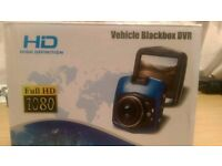 **Brand New ** FULL HD 1080p Dashcam BOXED TOP QUALITY