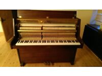 Upright Young Chang Piano - 109 Mahogany - 1989