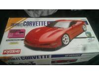 Kyosho Corvette Radio control car