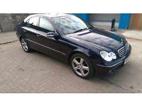 Mercedes c320 cdi 3.0 v6 224bhp