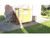 Garden shed 6x5 good condition. Buyer dismantles and remove