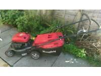 Mountfield hp474 petrol lawnmower