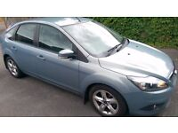 Ford Focus Zetec 100 5dr Hatchback