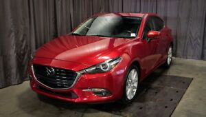 2017 Mazda Mazda3 GT Hatchback Radar Cruise Leathe
