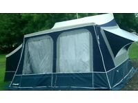 Camplet Classic Concorde Trailer Tent Camp-let