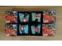 4 x Big Hero 6 Watches