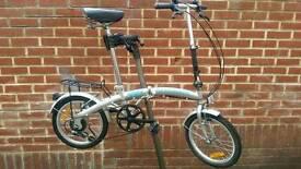 "Protean 16"" Wheels Folding Bike (Excellent Condition)"