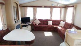 Static Caravan Hire - 3 Bed 8 Birth @ Skipsea Sands