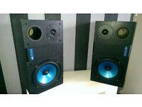 Rare Eagle Speakers retro Quality sound