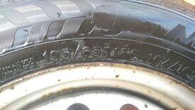 Renault Trafic/Vivaro/Primestar wheels and tyres
