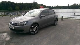 VW Golf Mk6 1.6TDI SE edition