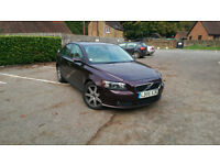 volvo s40 1.6 diesel,2005, for sale mot - March 2017 ,only 61,000 miles ,PURPLE