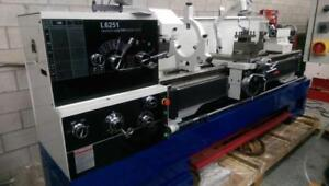 tour a metal neuf / lathe  new  20 x 60   4-1/8 spindel