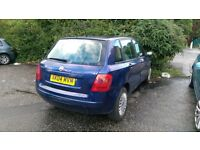 Fiat Stilo Active 1.4 16V. Cheap car. Negotiable. State your best offer.