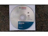 Bosch, Navigation CD for Blaupunkt TeleAtlas DX 2013-2014 Final update, VW, Skoda, Audi
