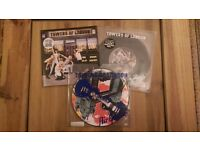 "Towers of London 'How Rude She Was' 2 x 7"" Single Set + 'Air Guitar' Picture Disc"
