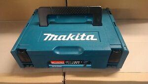 Makita Makpac Gr.1 (leer) Mac Pak, Systemkoffer mit Einlage