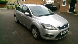 NEW SHAPE 1.6 FORD FOCUS ZETEC 08 REG 1 FORMER KEEPER SIMILAR SIZE TO AN ASTRA OR COROLLA