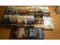 Collection of Kathy Reich's Books