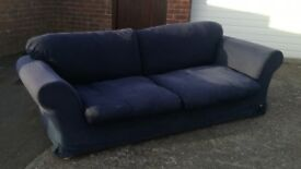 Three seaters Sofa Bed!!!