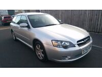 Subaru Legacy 2.0L AWD Estate